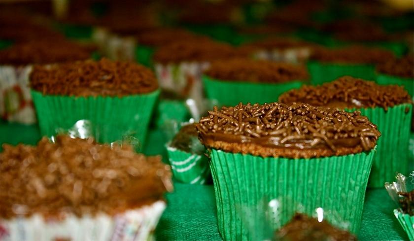 De chocolate, por Edison Veiga