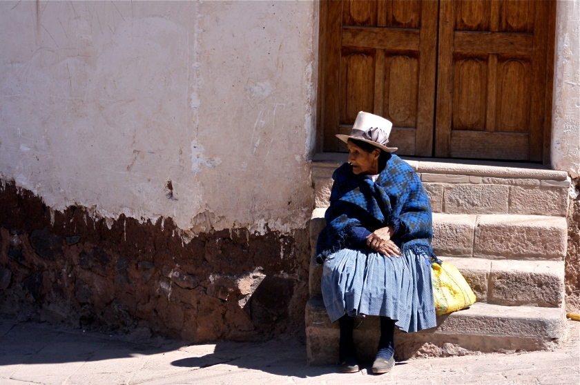 Peruana, por Edison Veiga