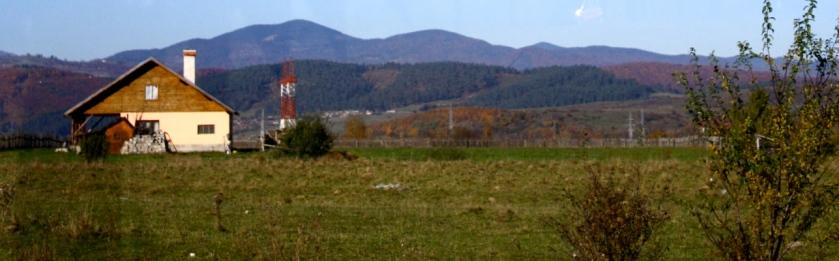 Paisagem romena, por Edison Veiga
