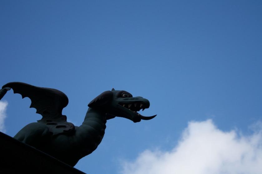 Dragão, por Edison Veiga